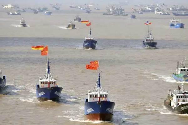 Tàu tuần tra Triều Tiên bắn tàu cá Trung Quốc