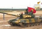 Màn thi đấu hoành tráng của xe tăng Việt Nam tại Nga