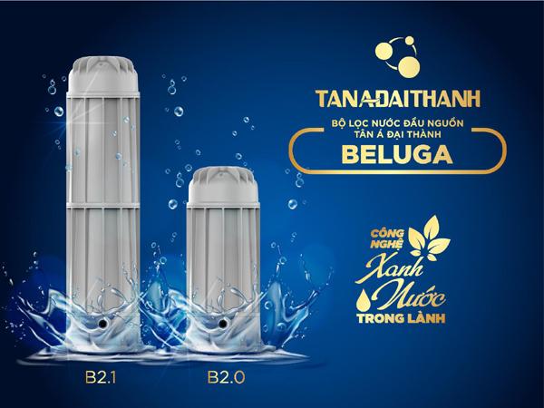 Tân Á Đại Thành Beluga: Giải pháp cho nguồn nước trong lành