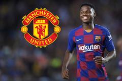 MU phá kỷ lục với Ansu Fati, Chelsea ký Malang Sarr