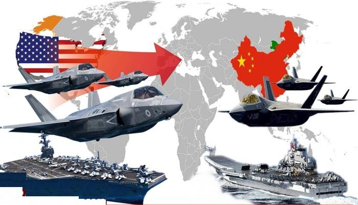 Lý do Mỹ - Trung không đối đầu quân sự