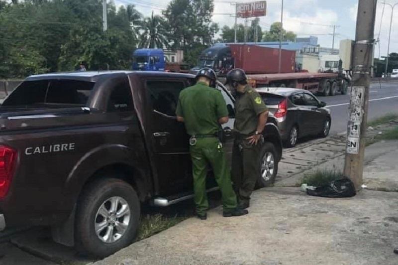 Điều tra vụ cướp hơn 200 triệu trước phòng công chứng ở Đồng Nai