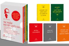 Ra mắt bộ sách 'Hồ Chí Minh - Tác phẩm Bảo vật quốc gia'