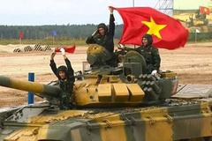 Vietnam makes impressive performance at Army Games 2020