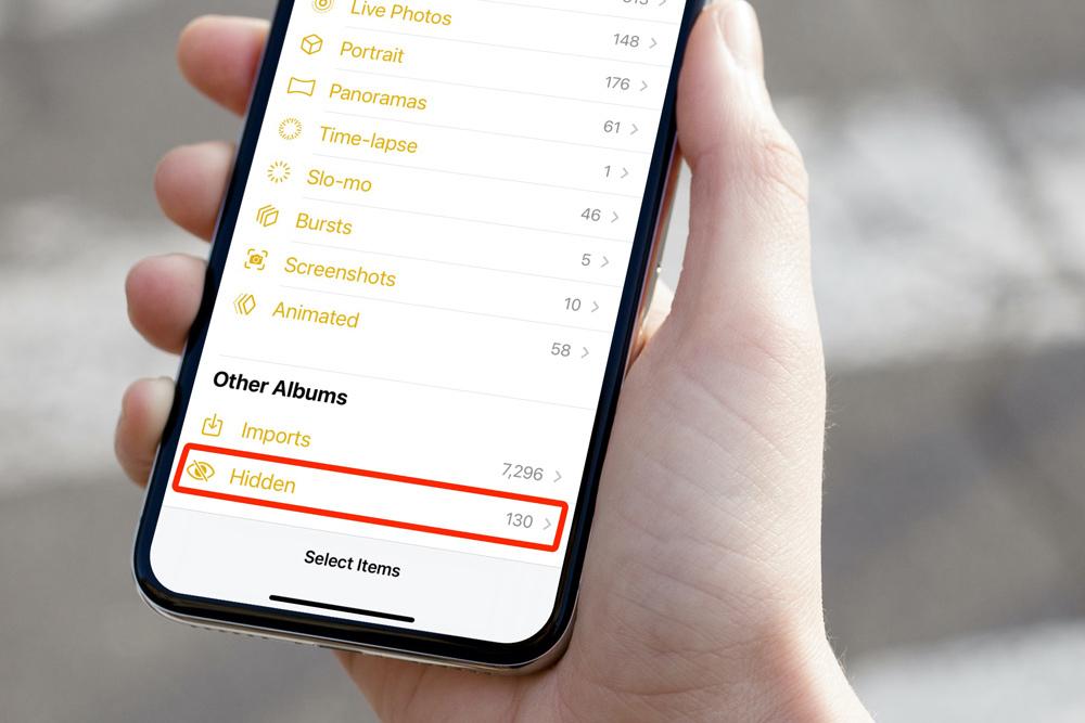 Cách ẩn hoàn toàn album Hidden khỏi ứng dụng Photos trên iOS 14