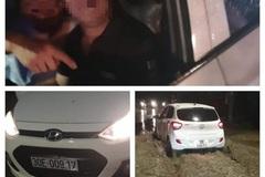 Ô tô tông cô gái rồi tháo chạy trong mưa ở Đại Mỗ: Tài xế lộ diện