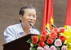 Nguyên Bộ trưởng gặp Đại tướng Võ Nguyên Giáp để được 'trả lại tên cho em'