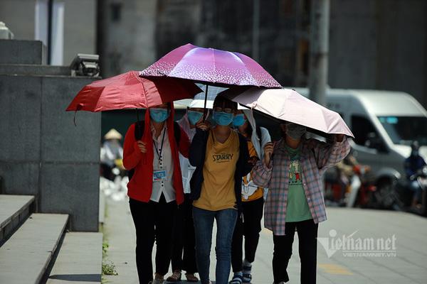 Dự báo thời tiết 26/8, Hà Nội nắng chói chang