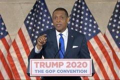 Nghị sĩ Dân chủ ủng hộ ông Trump, phát biểu tại đại hội đảng Cộng hòa