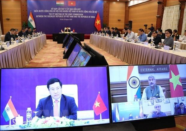Vietnam-India relations,India