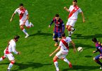 Lionel Messi và những pha solo như chỗ không người