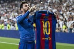 10 khoảnh khắc mang tính biểu tượng của Messi