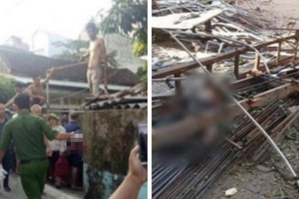 Nổ lớn tại xưởng cơ khí ở Hà Nội, một công nhân tử vong