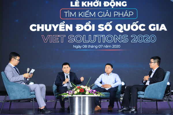 Tìm giải pháp chuyển đổi số Việt Nam: Tập trung vào kinh tế số