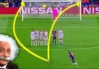Mãn nhãn với 10 pha sút phạt đỉnh nhất của Messi