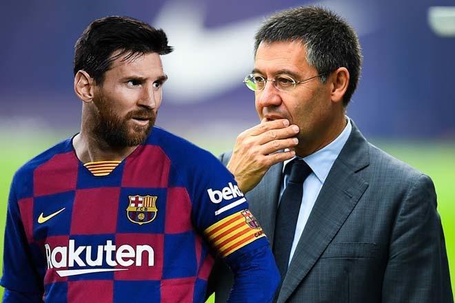 MU bắn chậm là thua, Chủ tịch Barca có thể vào tù vì Messi