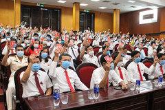 Thanh Hóa: Đã tổ chức thành công đại hội cấp trên cơ sở, nhiệm kỳ 2020-2025