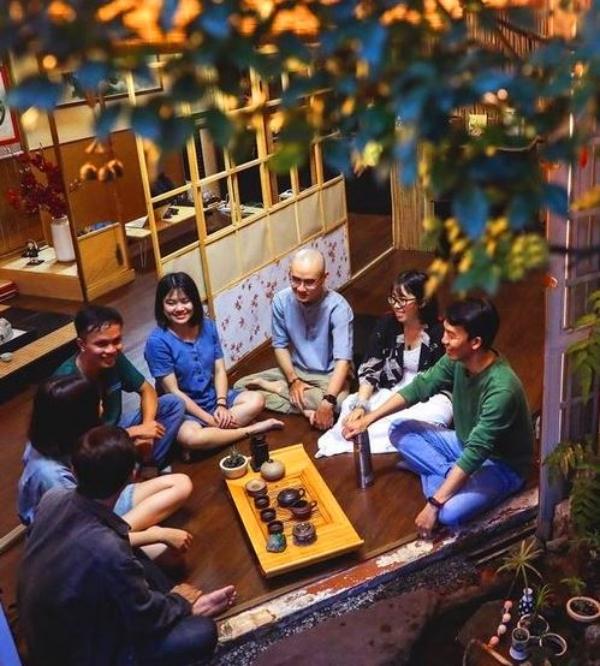 Quán trà cho khách 'trả tiền tùy tâm' ở Sài Gòn