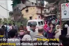 Sập chung cư ở Ấn Độ, gần 100 người bị vùi lấp