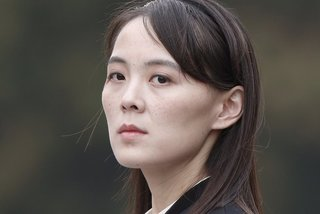 Nấc thang quyền lực mới của em gái Kim Jong Un