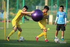 """U22 Việt Nam đấu Viettel cho thầy Park """"kiểm hàng"""""""