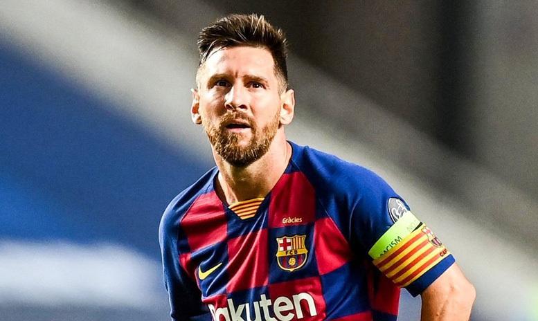 Barca hét giá bán Messi 200 triệu bảng
