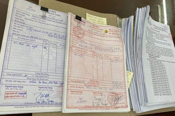 Bắt giám đốc công ty 'ma' mua bán hóa đơn gây thất thoát 1,3 tỷ đồng