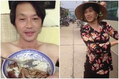 Đồng nghiệp lo lắng vì Hoài Linh gầy gò, ăn uống đạm bạc