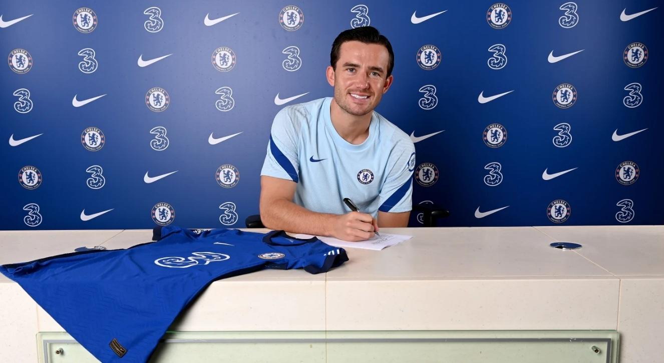 Chelsea công bố tân binh Ben Chilwell giá 50 triệu bảng