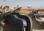 Russian and US soldiers collide in Syria
