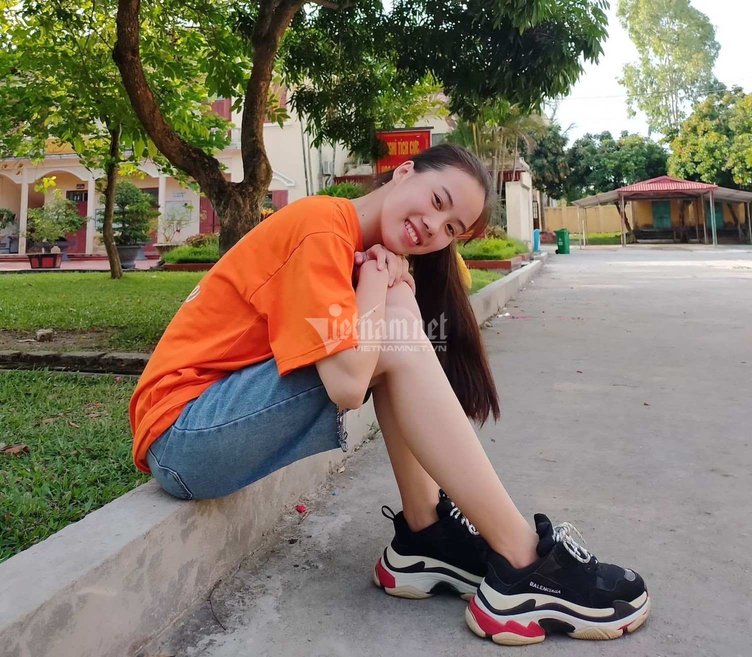 Nữ sinh Nam Định đạt điểm 10 bài thi tốt nghiệp môn Ngữ văn