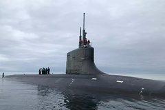 Hải quân Mỹ bất ngờ tiết lộ ảnh tàu ngầm tấn công bí mật