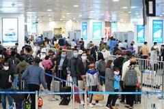 Nữ hành khách cố tình cầm nhầm điện thoại ở sân bay Cát Bi