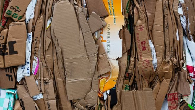 Hàng triệu USD thu được từ… trộm cắp giấy bìa carton