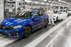 Honda rút khỏi thị trường Anh do lo ngại về thuế hậu Brexit