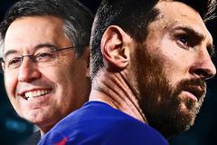 Messi rời Barca: Bartomeu, kẻ vứt bỏ các biểu tượng