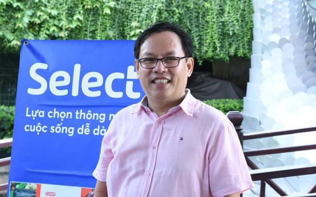 Ông Diệp Dũng xin từ nhiệm Chủ tịch HĐQT Saigon Co.op