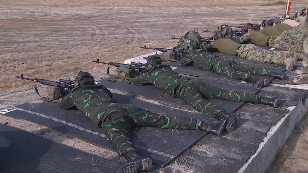 Xem đội tuyển bắn tỉa Việt Nam tranh tài tại Army Games 2020