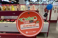 Lotte Mart ưu đãi 'khủng' thứ ba hàng tuần
