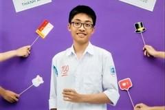 Nam sinh Hải Phòng trở thành thủ khoa khối A toàn quốc với 29,75 điểm