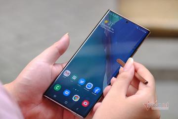Vì sao Galaxy Note 20 vừa ra mắt đã có hàng giảm giá cả chục triệu?
