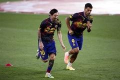 Messi sẽ vẫn tập cùng Barca để tránh bất lợi cuộc chiến pháp lý