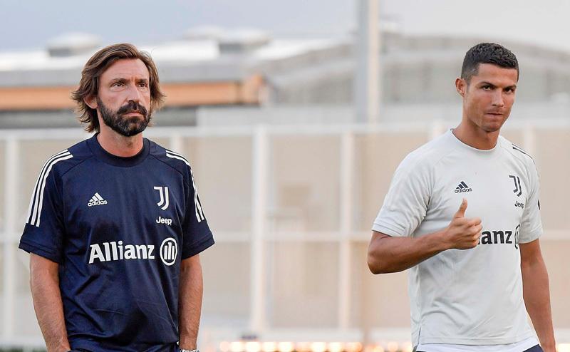 Pirlo tiến hành cuộc thanh trừng mạnh tay ở Juventus