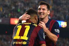 Messi hẹn Neymar ở Man City, MU vẫn ký Jack Grealish