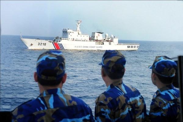 Nhìn lại một năm tổ chức thực hiện Luật Cảnh sát biển Việt Nam