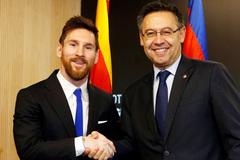 """Tháo ngòi """"quả bom"""" Messi, chủ tịch Barca ra điều kiện bất ngờ"""