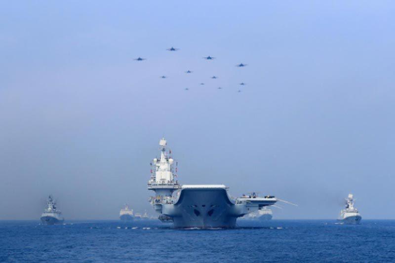 Mỹ lên án Trung Quốc bắn tên lửa ra Biển Đông