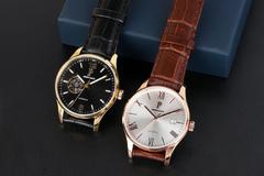 Philippe Auguste - đồng hồ châu Âu đẳng cấp dành cho quý ông Việt