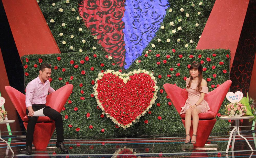 Cô gái mang tên Thị Phi tìm được bạn đời qua show hẹn hò