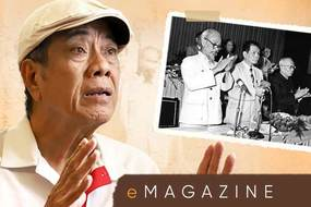 Hai lần Bác Hồ đến thăm và kỷ niệm của con trai Giáo sư Nguyễn Xiển